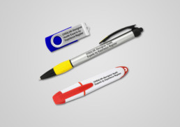 CHSALHN USBs, Pens and Highlighters