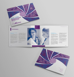 AEC RAP Report Cover and Spread